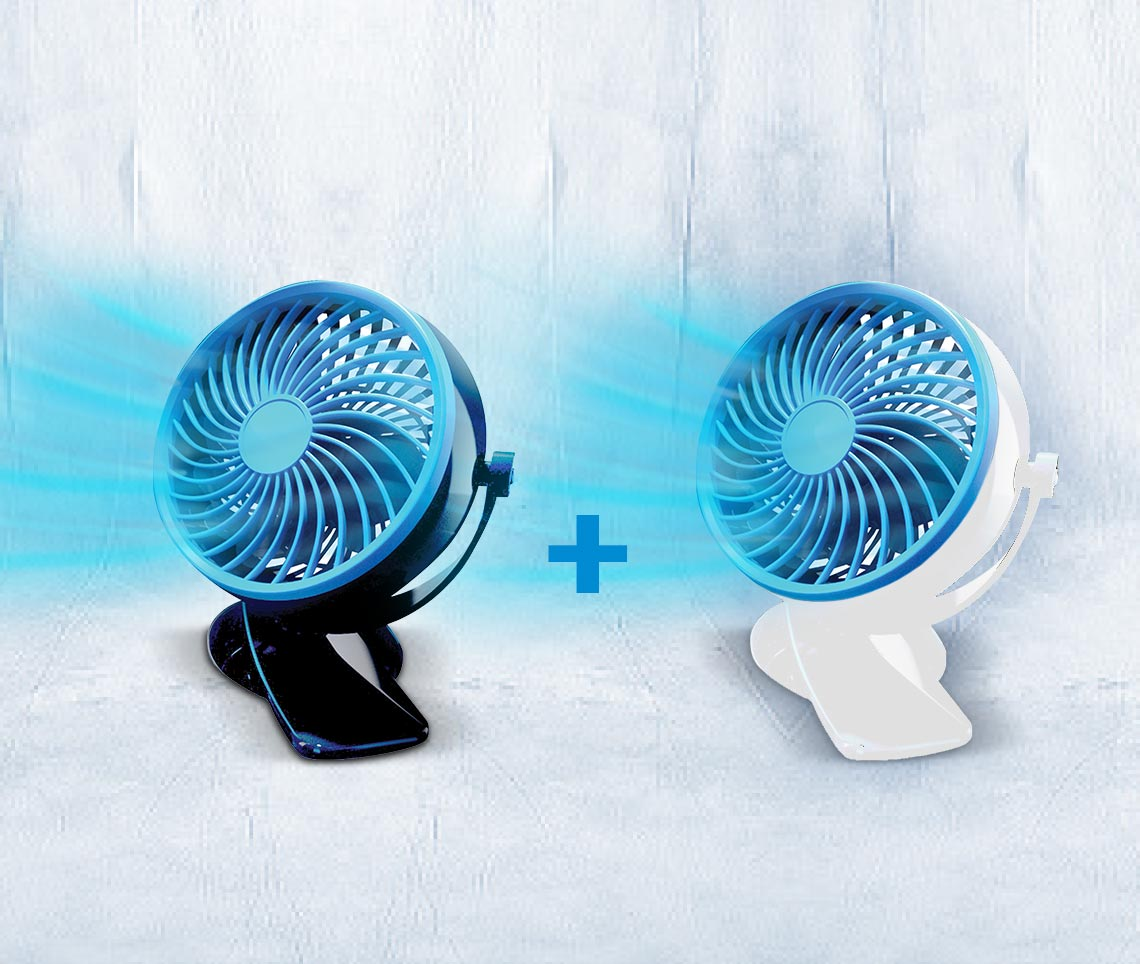 Livington Go Fan 1 + 1
